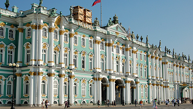 San Pietroburgo, Hermitage.