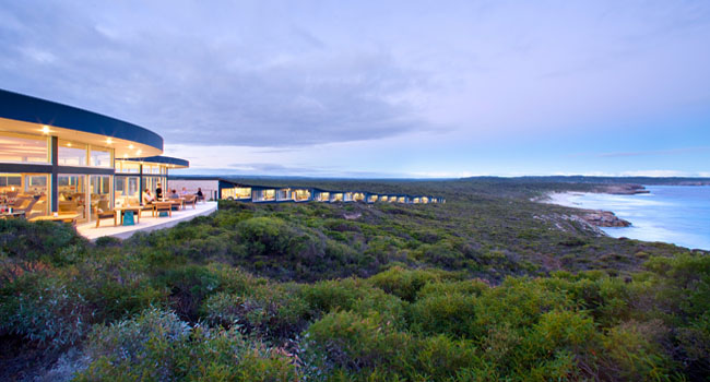 Kangaroo Island, Souhern Ocean Lodge