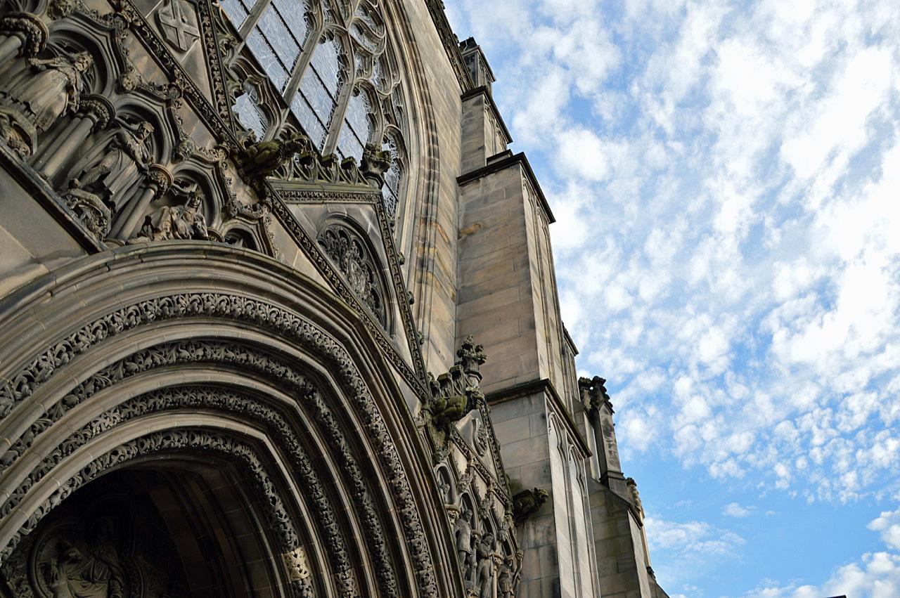 La Cattedrale di Edimburgo